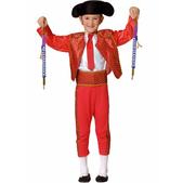 Disfraz de torero banderillero para niño