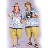 Disfraz de turista guiri