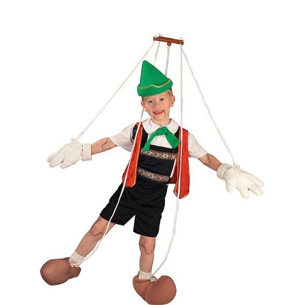 Funidelia FR  Costume de Pinocchio marionnette