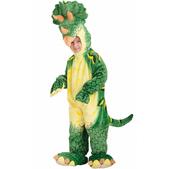 Disfraz de dinosaurio triceratops