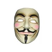 Masque de V de Vendetta - Guy Fawkes