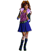 Disfraz de Clawdeen de Monster High