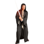 Túnica con capucha de Sith
