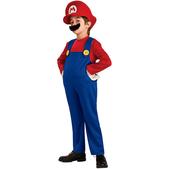 Costume de Super Mario Bros garçon haut de gamme