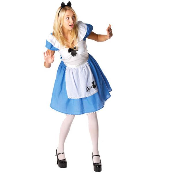 Funidelia FR  Costume d'Alice au pays des merveilles