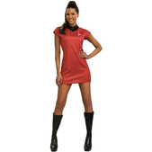 Disfraz de Uhura Star Trek