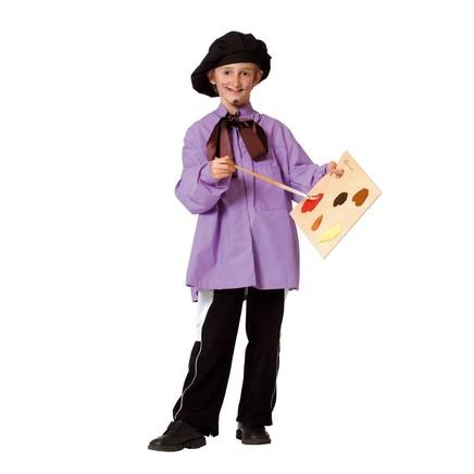 Disfraz de pintor niño