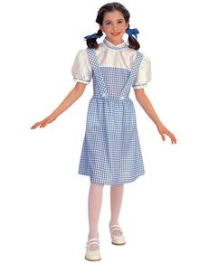 Disfraz de Dorothy niña