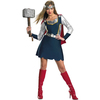 Disfraz de Thor Girl Classic