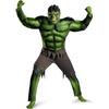 Disfraz de Hulk Los Vengadores musculoso