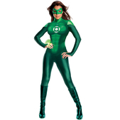 Costume de Green Lantern Woman