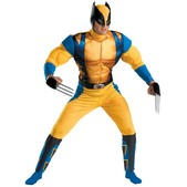 Costume de Wolverine X-Men Origins