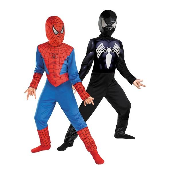 Funidelia FR  Costume réversible d'Amazing Spiderman garçon