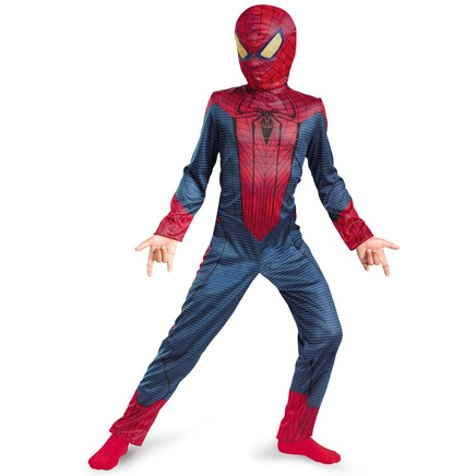 Disfraz de Amazing Spiderman Movie Classic niño