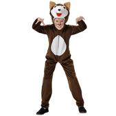 Disfraz de lobo niño para niño