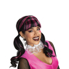Peluca de Draculaura Monster High Adulto