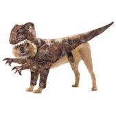 Costume de dinosaure pour chien