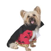 Costume de Vampire haut de gamme pour chien