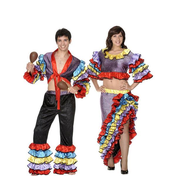 Disfraz de rumbera: comprar online