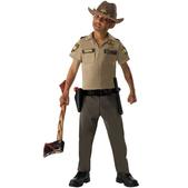 Disfraz de Walking Dead: Rick Grimes para niño