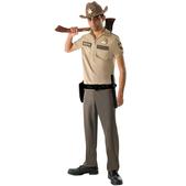 Disfraz de Walking Dead: Rick Grimes Adolescente