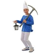 Disfraz de Pitufo niño