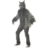 Costume de loup-garou maudit