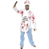 Disfraz de cocinero zombie