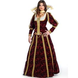 Disfraz de Lucrecia lujo