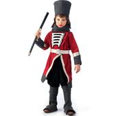 Disfraz de cosaca para niña