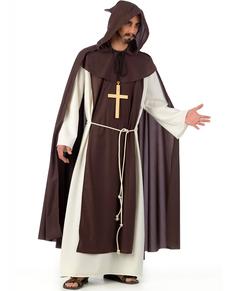 Capa monje cisterciense