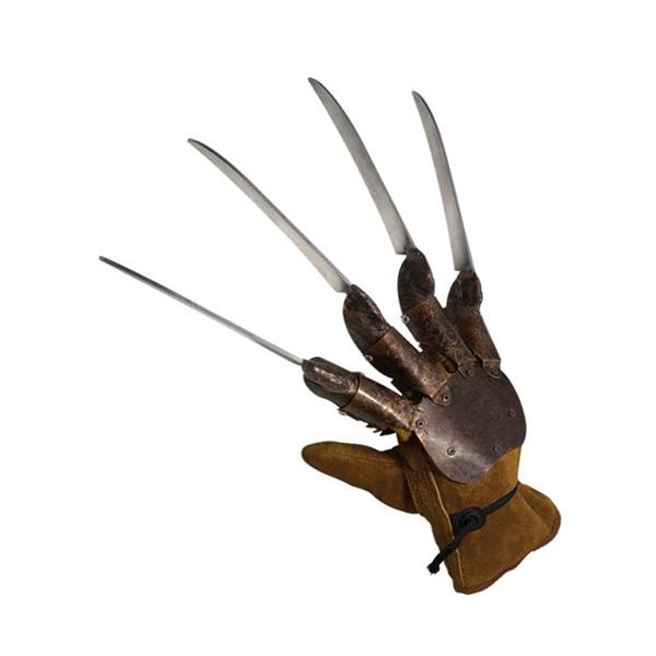 Deluxe Metalen Freddy Krueger Handschoen Online Kopen In