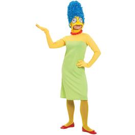 Disfraz de Marge Simpson deluxe