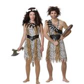 Disfraz de primitivo para hombre