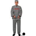 Disfraz de preso