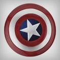 Captain America Schilder