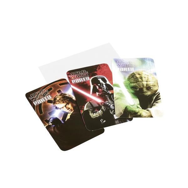 ... Mit Eigenen Star Wars Einladungskarten überraschen. So Werden Sie Eine  Ahnung Davon Haben, Als Was Sie Sich Für Deine Mottoparty Verkleiden  Sollten.